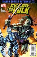 Skaar Son of Hulk Vol 1 8