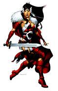 Thor Vol 1 614 Women of Marvel Variant Textless
