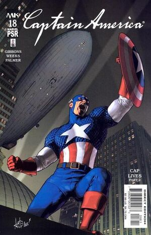 Captain America Vol 4 18