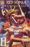 Red Sonja Scavenger Hunt Vol 1 1