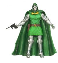 Victor Von Doom (Earth-616) from Marvel Universe (Toys) Comic Packs Series 1 (Secret Wars 25th Anniversary) 0001