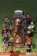X-Men Forever Vol 2 10 Textless