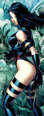 Elizabeth Braddock (Earth-7642) Cyberforce X-Men Vol 1 1