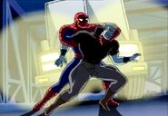 Peter Parker & Lonnie Lincoln (Earth-92131)