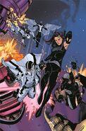 Uncanny X-Force Vol 2 12 X-Men 50th Anniversary Variant Textless