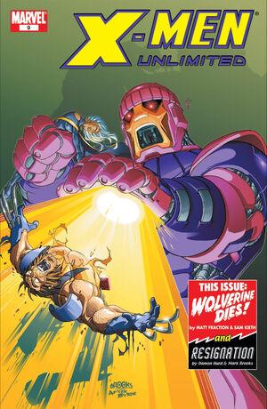 X-Men Unlimited Vol 2 9