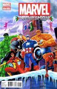 Marvel Holiday Special Vol 1 2011