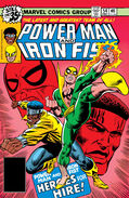 Power Man and Iron Fist Vol 1 54