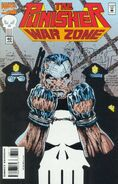 Punisher War Zone Vol 1 40