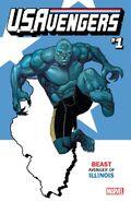 U.S.Avengers Vol 1 1 Illinois Variant