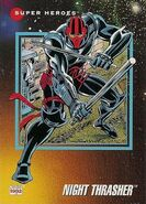 Dwayne Taylor (Earth-616) from Marvel Universe Cards Series III 0001