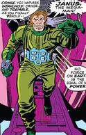 Mega-Man (Janus) (Earth-8466) from Fantastic Four The Lost Adventure Vol 1 1 001