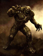 The Incredible Hulk - Abomination Concept Art 005