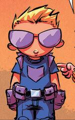 Clinton Barton (Earth-71912) from Giant-Size Little Marvel AVX Vol 1 1 0001