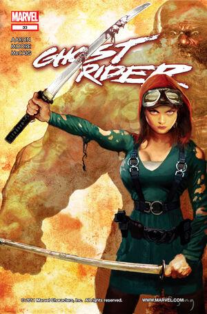 Ghost Rider Vol 6 33