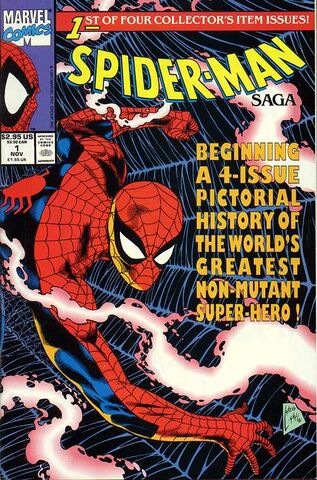File:Spider-Man Saga Vol 1 1.jpg