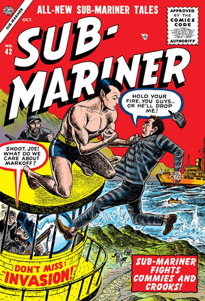 Sub-Mariner Comics Vol 1 42
