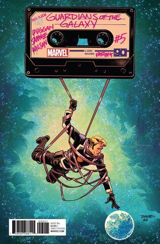 File:All-New Guardians of the Galaxy Vol 1 5 Samnee Variant.jpg