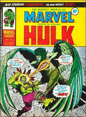 Mighty World of Marvel Vol 1 171