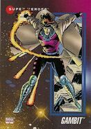 Remy LeBeau (Earth-616) from Marvel Universe Cards Series III 0001