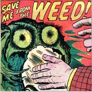 Weed (Monster) (Earth-616) from Strange Tales Vol 1 94