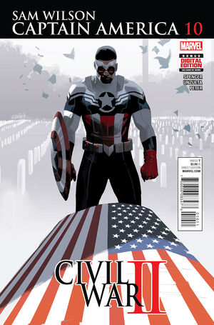 Captain America Sam Wilson Vol 1 10