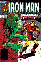 Iron Man Vol 1 189