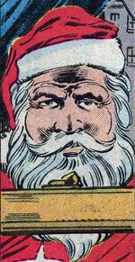 Santa Claus Burglar (Earth-616) from Peter Parker, The Spectacular Spider-Man Vol 1 109 0001