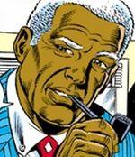 Joseph Robertson (Earth-77013) Spider-Man Newspaper Strip 002