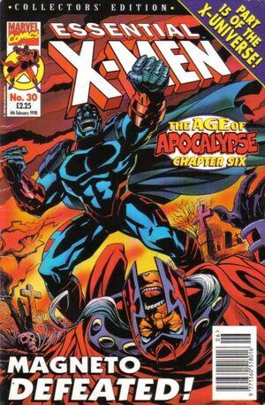 Essential X-Men Vol 1 30