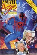 Marvel Age Vol 1 140 Front