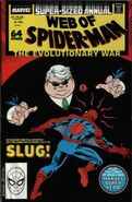 Web of Spider-Man Annual Vol 1 4