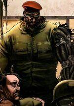 Joshua N'Dingi (Earth-616) from Astonishing X-Men Xenogenesis Vol 1 2 0002