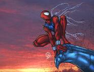 Scarlet Spider Man 04