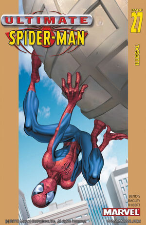 Ultimate Spider-Man Vol 1 27