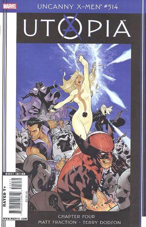 Uncanny X-Men Vol 1 514