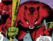 Bullin from Thor Annual 11