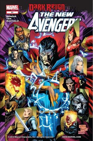 New Avengers Vol 1 51