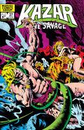Ka-Zar the Savage Vol 1 27