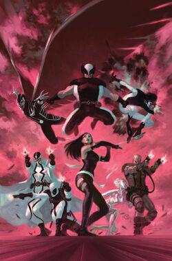 Uncanny X-Force Vol 1 35 Textless