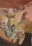 X-Men Origins Beast Vol 1 1 Textless