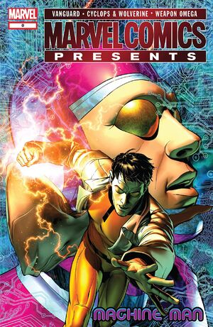 Marvel Comics Presents Vol 2 8