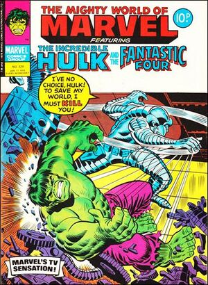 Mighty World of Marvel Vol 1 329