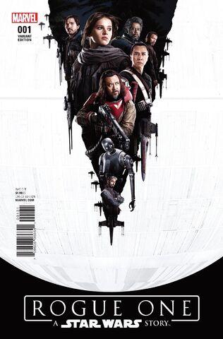 File:Star Wars Rogue One Adaptation Vol 1 1 Movie Variant.jpg