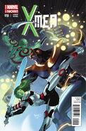 X-Men Vol 4 16 Guardians of the Galaxy Variant