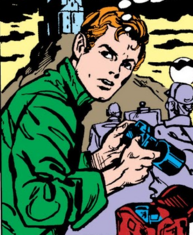 Peter Parker (Earth-91274) from Transformers Vol 1 3 002