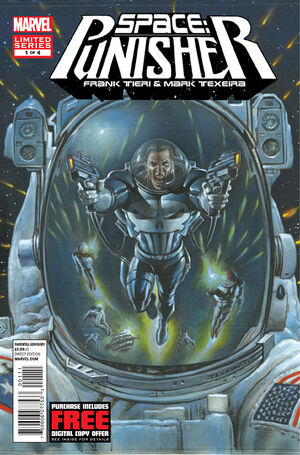 Space Punisher Vol 1 1