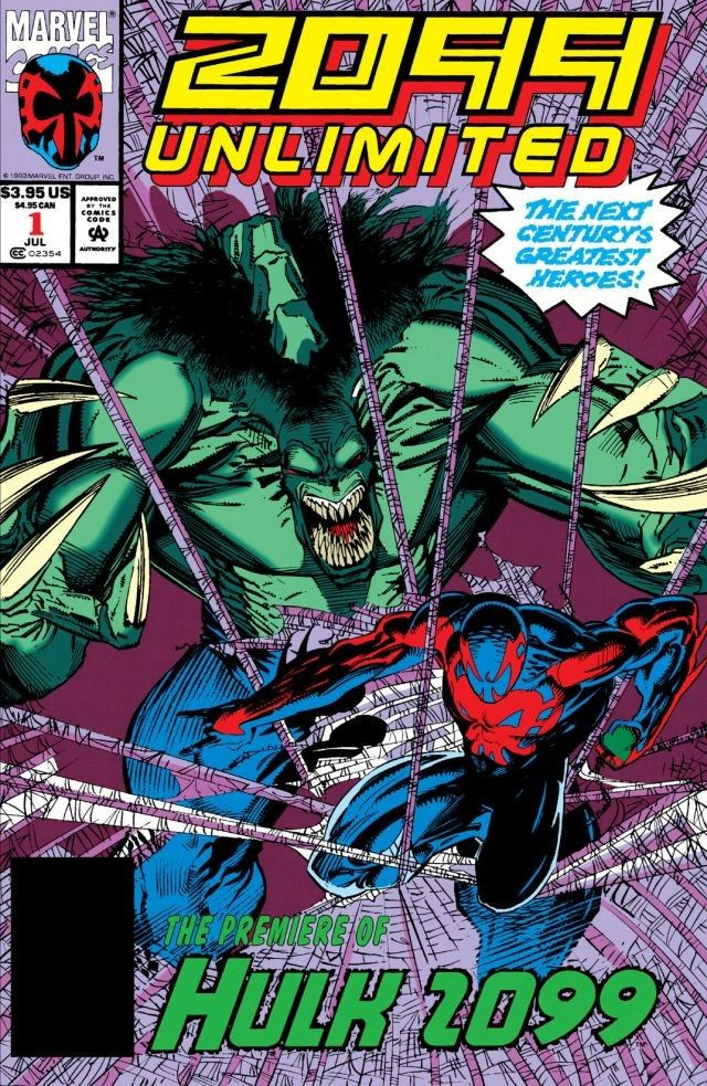 2099 Unlimited Vol 1 1 Marvel Database Fandom Powered