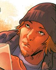 Danny (Earth-1610) Ultimate Fantastic Four Vol 1 8