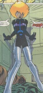 Esperanza Ling (Earth-616) from Warlock Vol 5 1 0001
